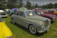 1958 MG Magnette ZB image.