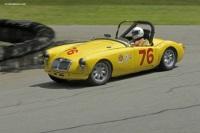 1960 MG A image.