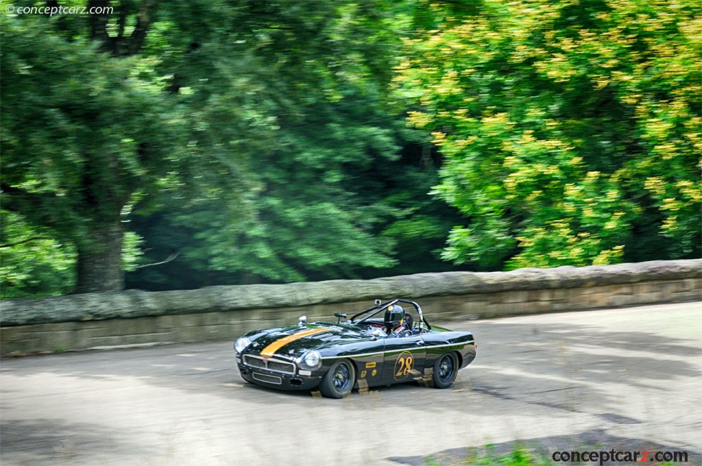 MG MGB pictures and wallpaper