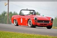 1966 MG Midget MkII image.