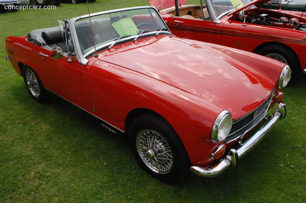 1971 mg midget replicas think