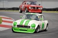 1972 MG MGB GT image.