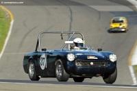 1973 MG Midget MKIII image.