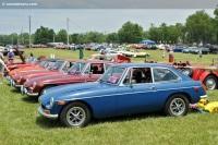 1974 MG MGB MKIII image.