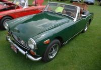 1974 MG Midget III image.