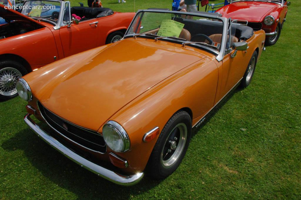 Blonde like 1973 mg midget value great would