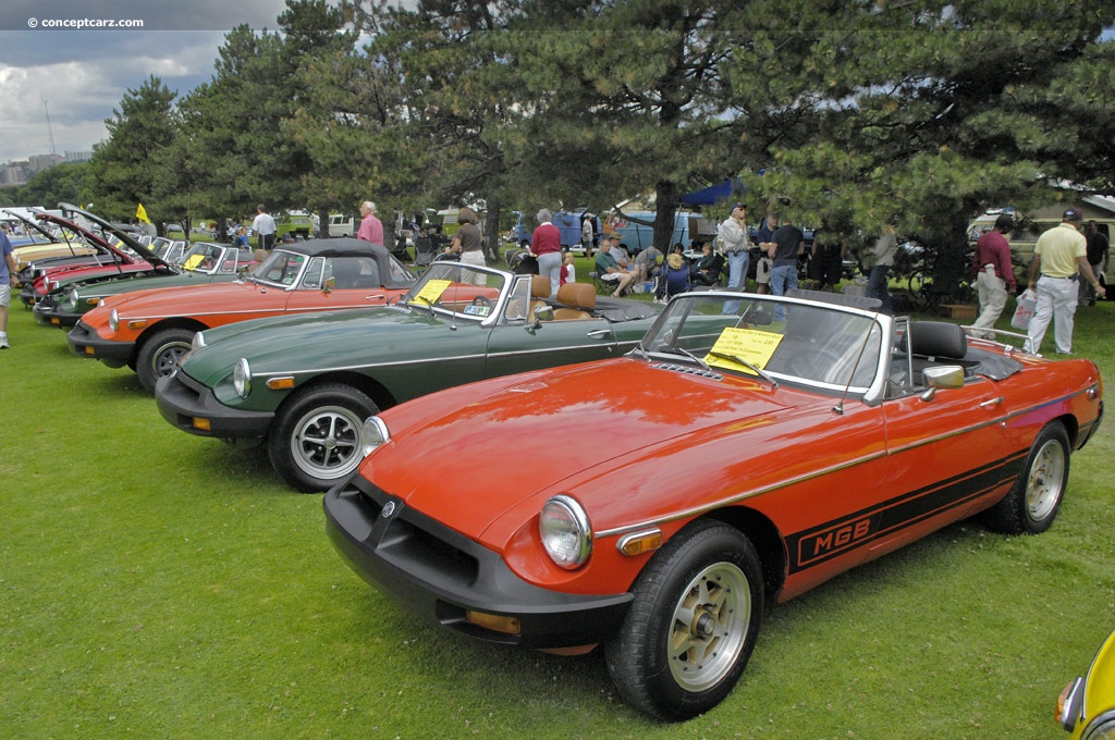 Auction Results And Data For 1977 Mg Mgb Conceptcarz Com