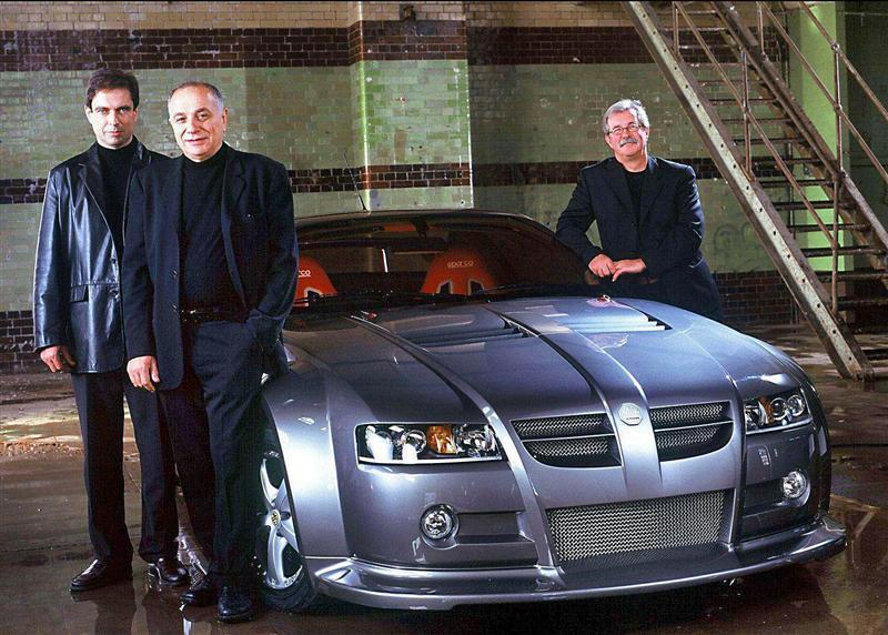 2004 MG XPower SV-R Image