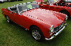 1971 MG Midget MKIII pictures and wallpaper
