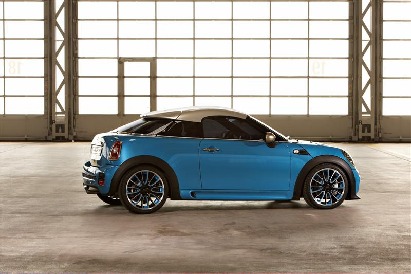 2010 MINI Coupe Concept Image