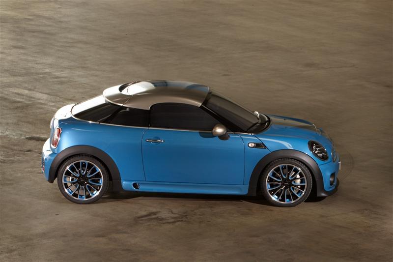 2010 MINI Coupe Concept