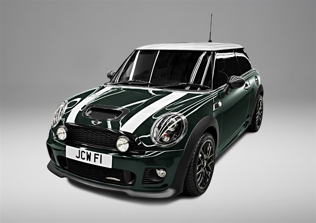 2010 mini cooper jcw world championship 50 edition. Black Bedroom Furniture Sets. Home Design Ideas