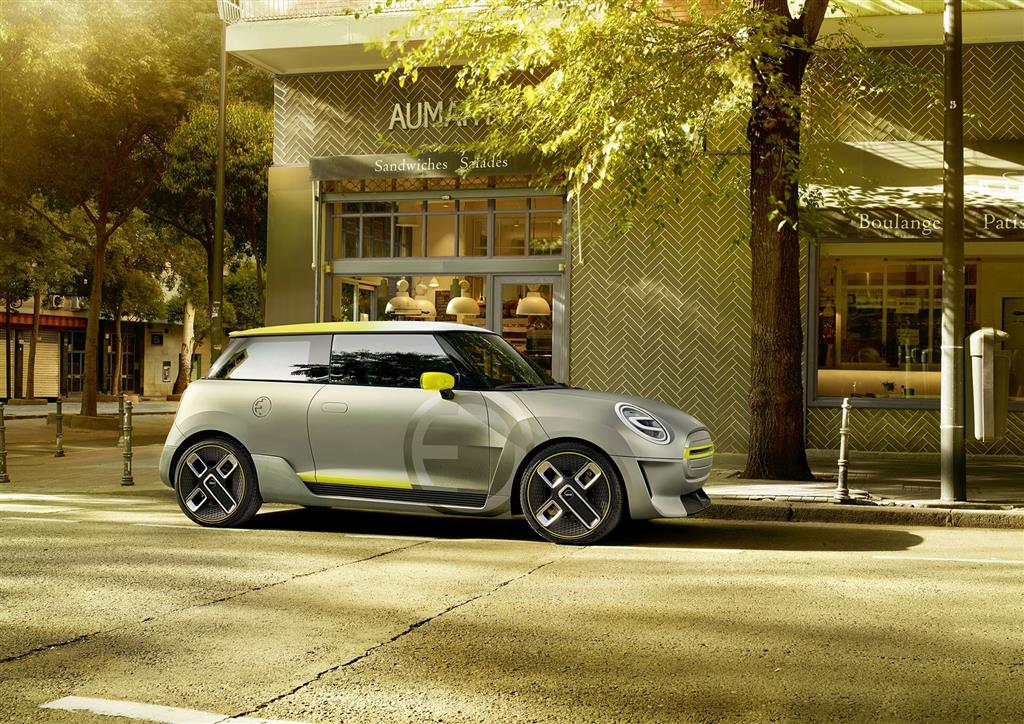 MINI Electric Concept pictures and wallpaper