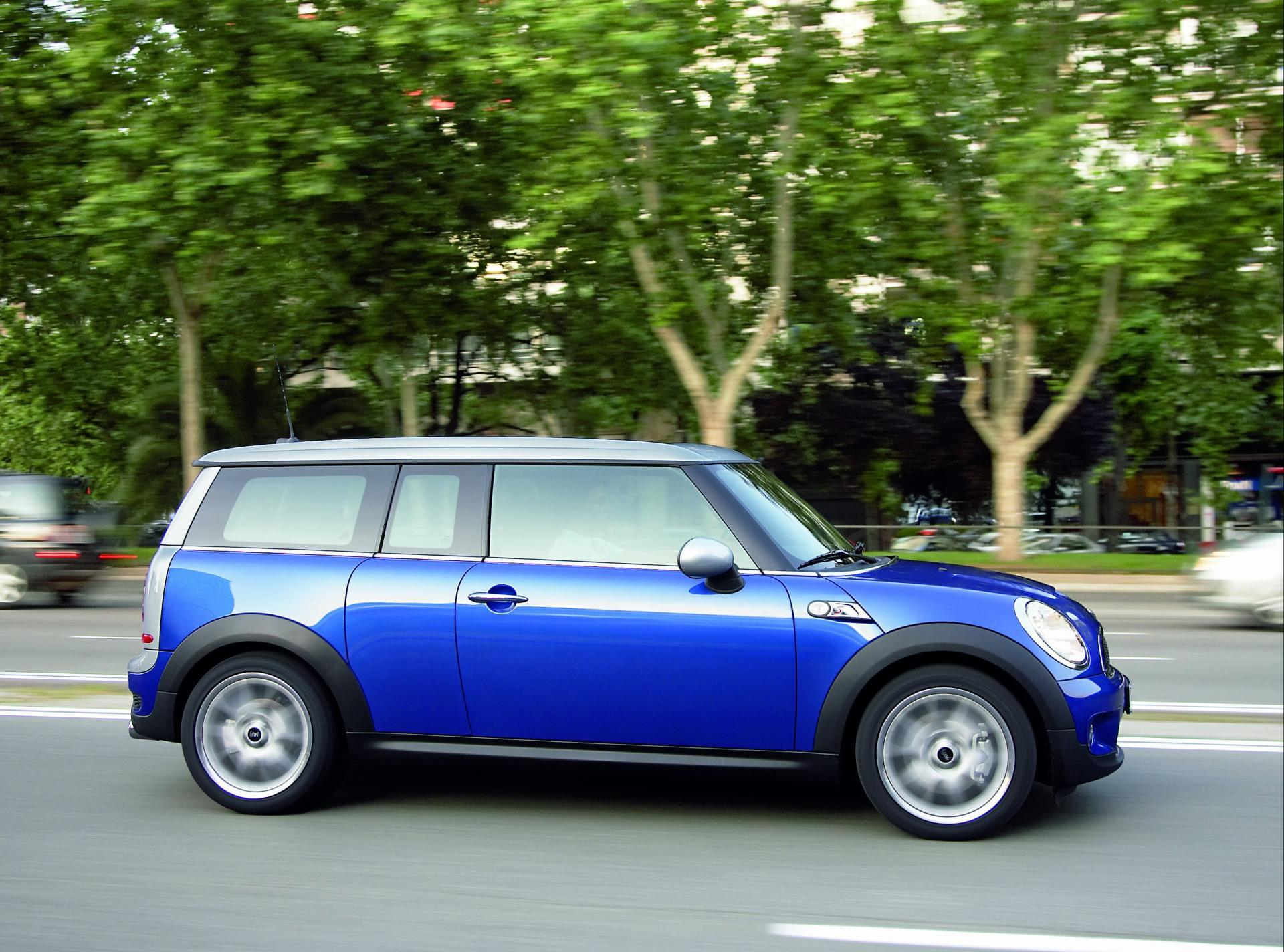2009 mini cooper clubman. Black Bedroom Furniture Sets. Home Design Ideas