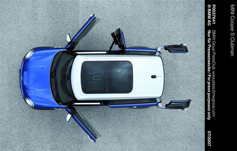 2013 MINI Clubman Bond Street thumbnail image