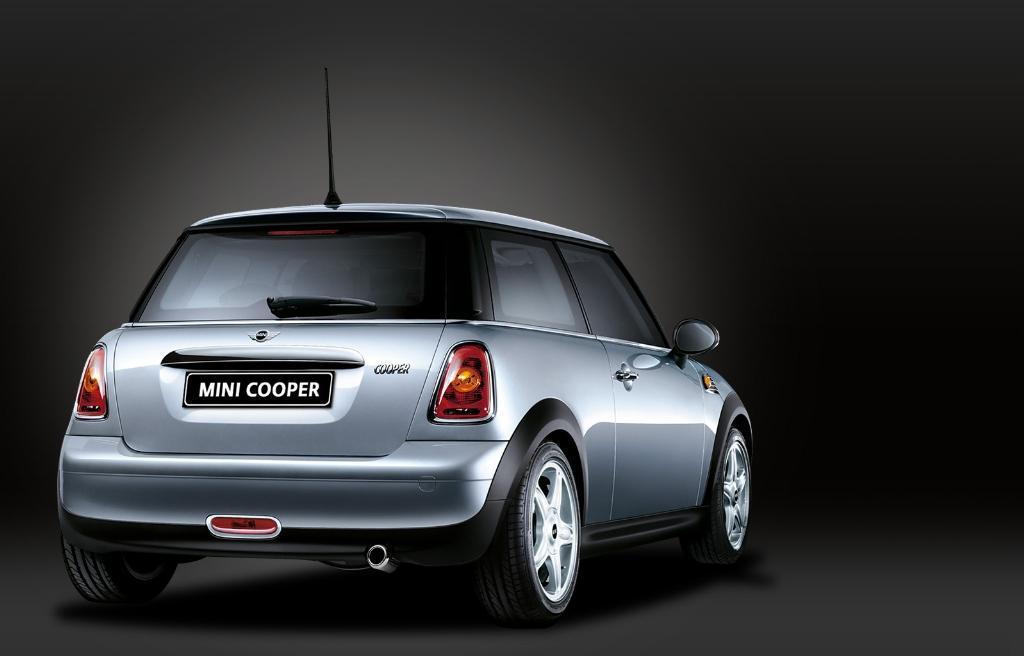 2008 MINI Cooper  conceptcarzcom
