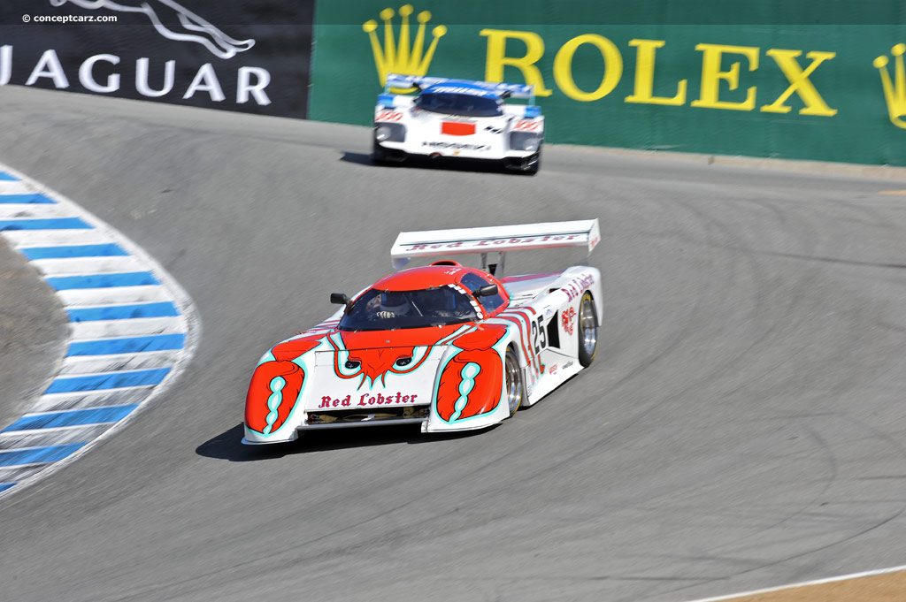1983 March 83G at the 2011 Rolex Monterey Motorsports Reunion