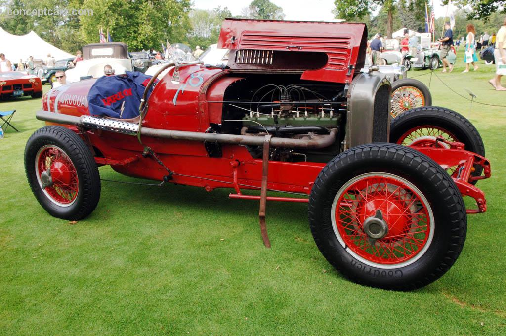 Auction Results And Data For Marmon Race Car Conceptcarz Com