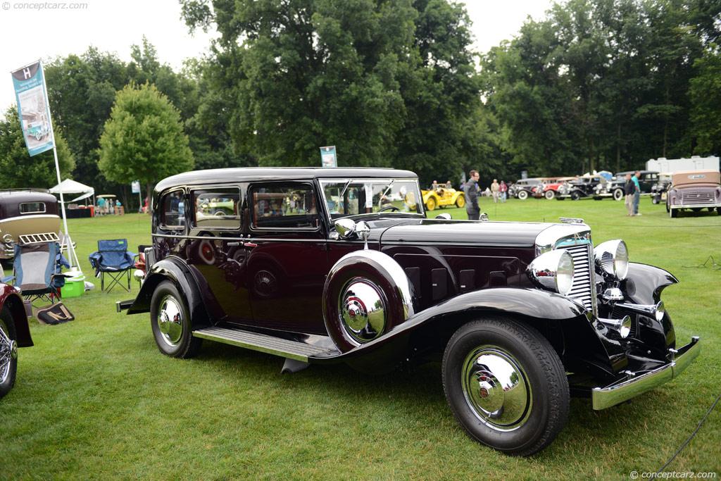 1931 Marmon Model 16 Conceptcarz Com
