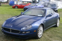 2002 Maserati Coupe image.