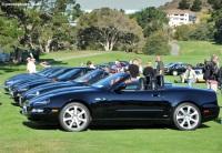2002 Maserati Spyder image.