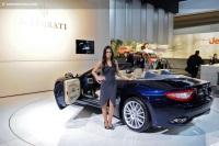 2010 Maserati GranCabrio image.