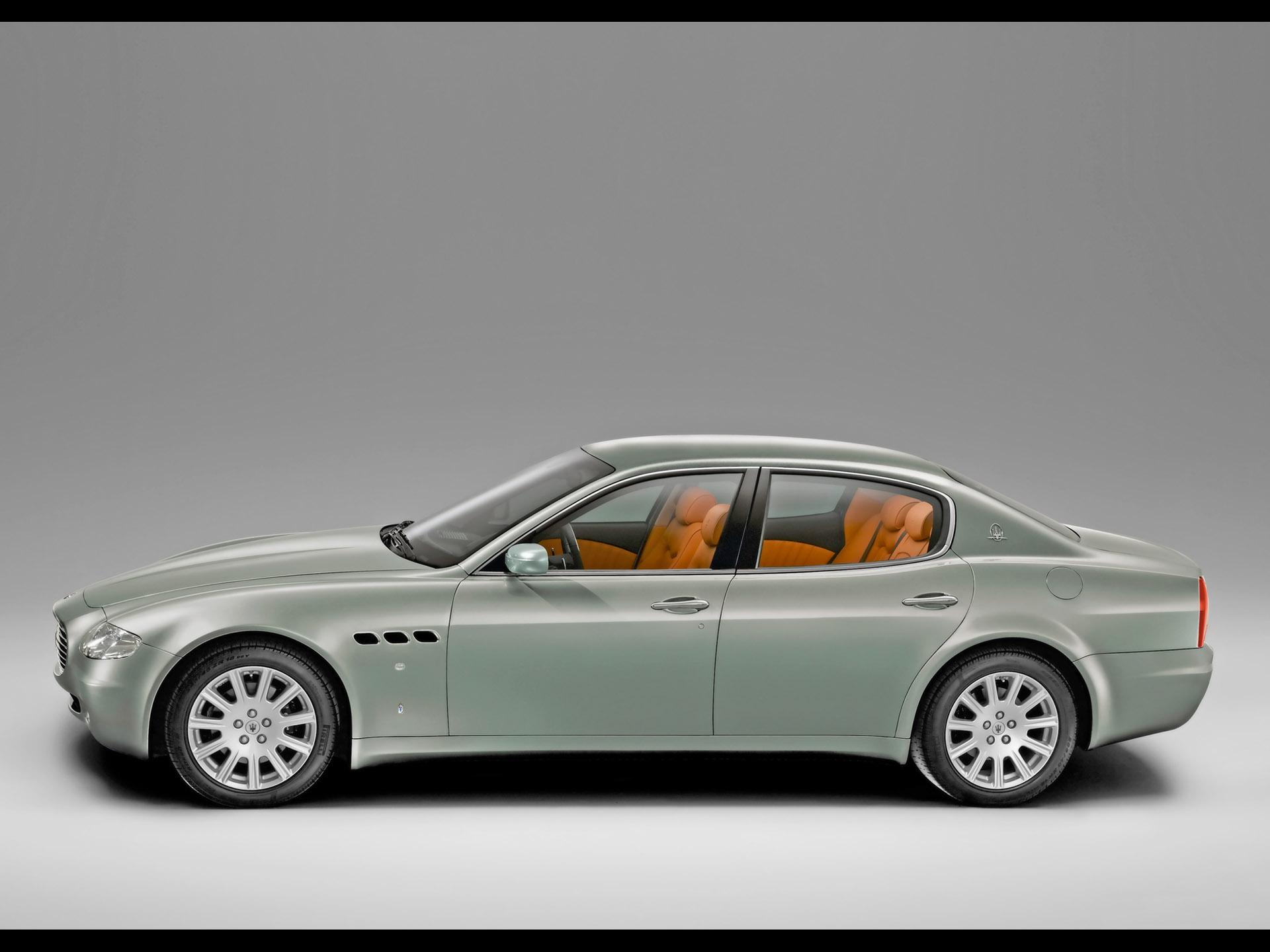 2004 Maserati Quattroporte Image