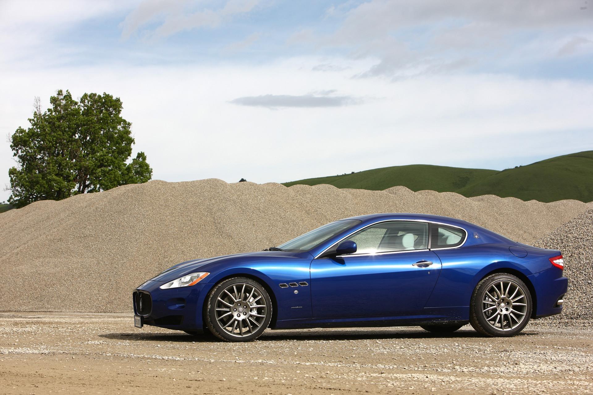 Geneva Auto Sales >> 2010 Maserati GranTurismo - conceptcarz.com