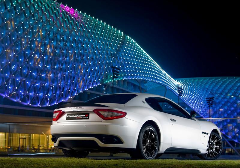 2010 Maserati GranTurismo S MC Sport Line pictures and wallpaper