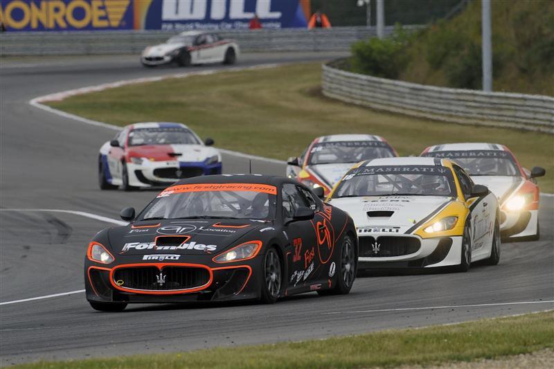 2010 Maserati GranTurismo MC Trofeo