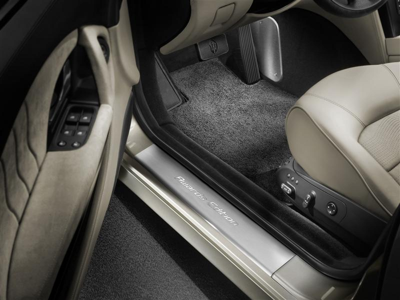 2010 Maserati Quattroporte Sport GT S Awards Edition Image