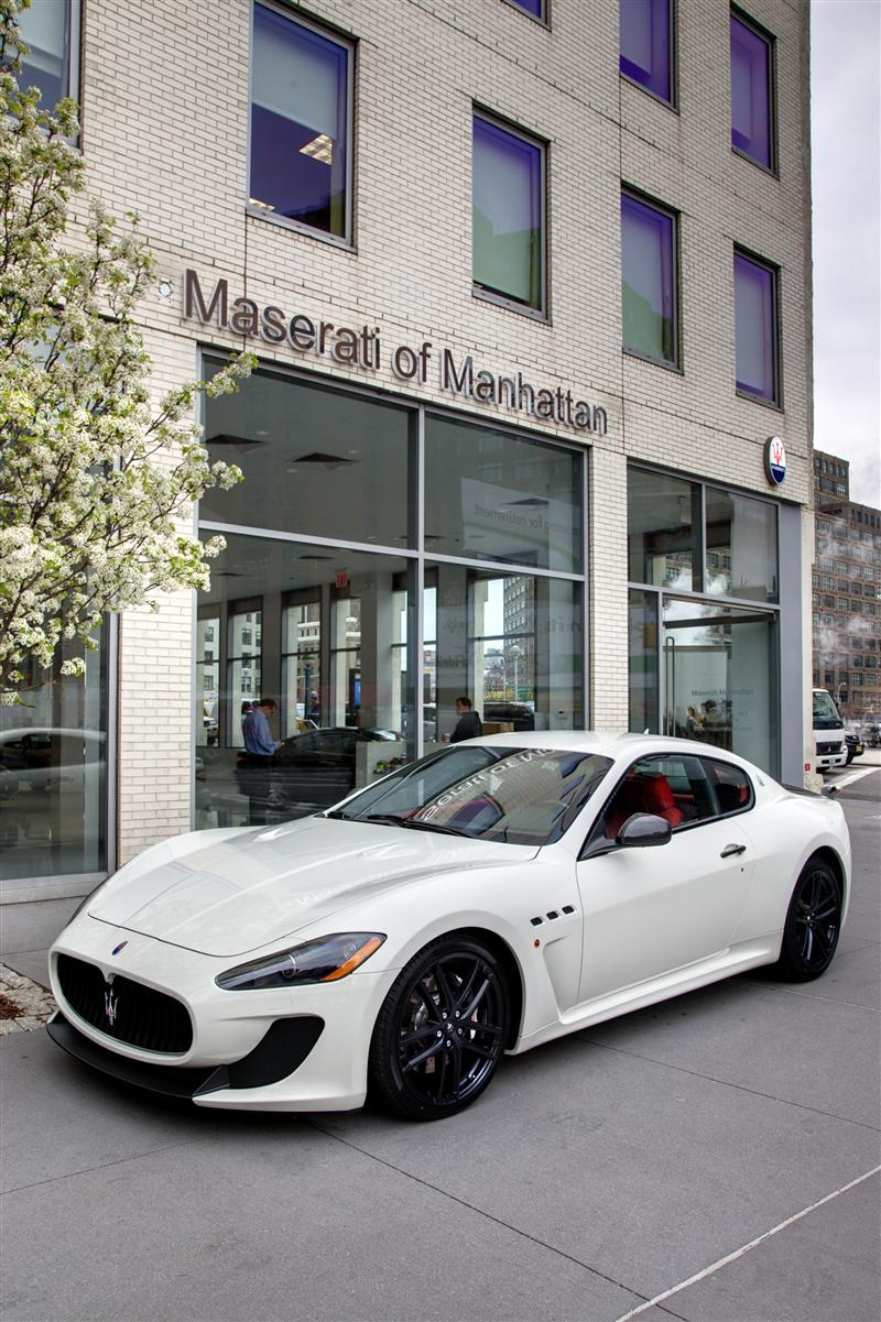 2011 Maserati GranTurismo MC Image