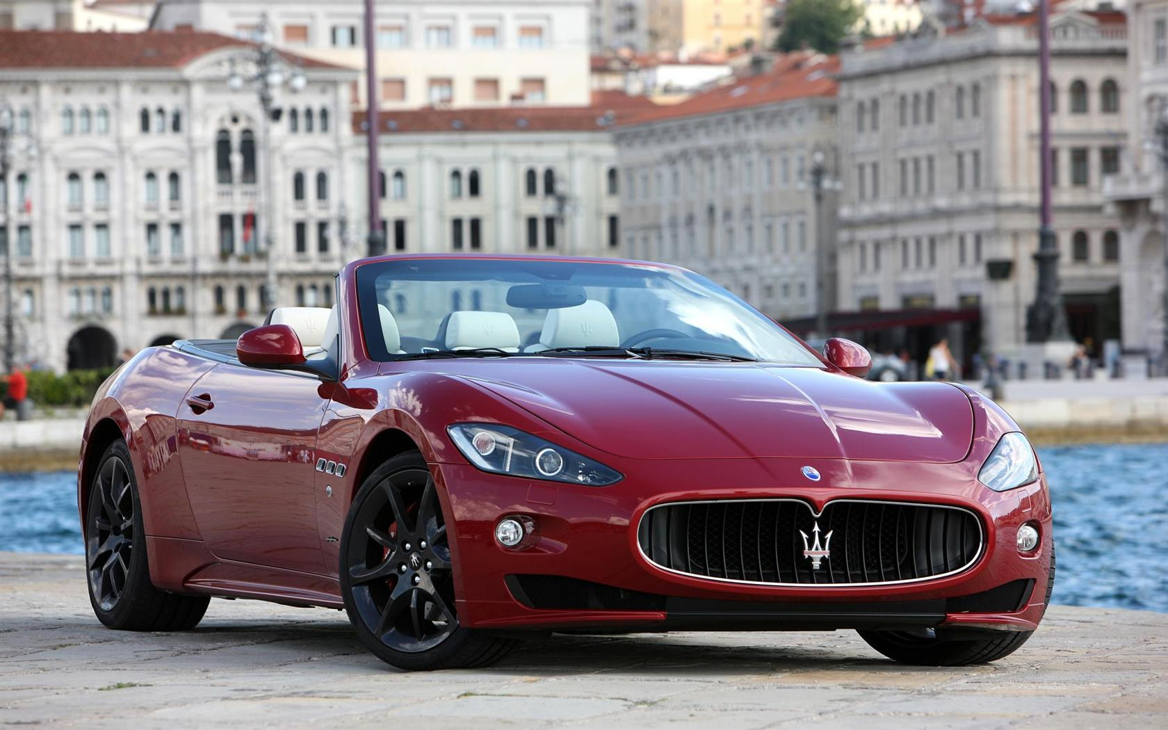 2012 maserati grancabrio sport image. Black Bedroom Furniture Sets. Home Design Ideas