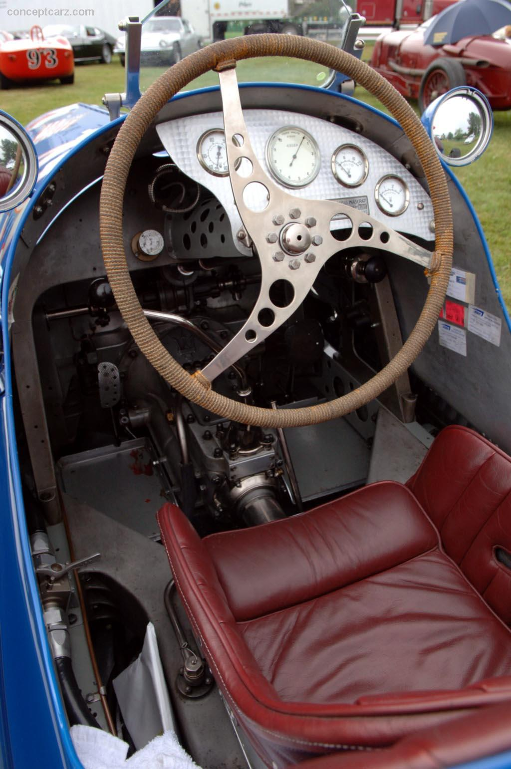 1938 Maserati 8CTF 3030 Image