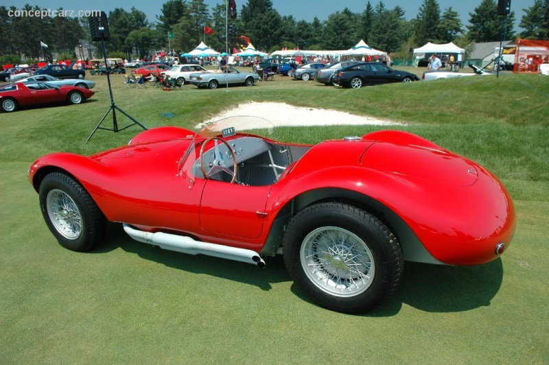 1953 Maserati A6GCS/53