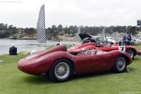 1957 Maserati 250S image.