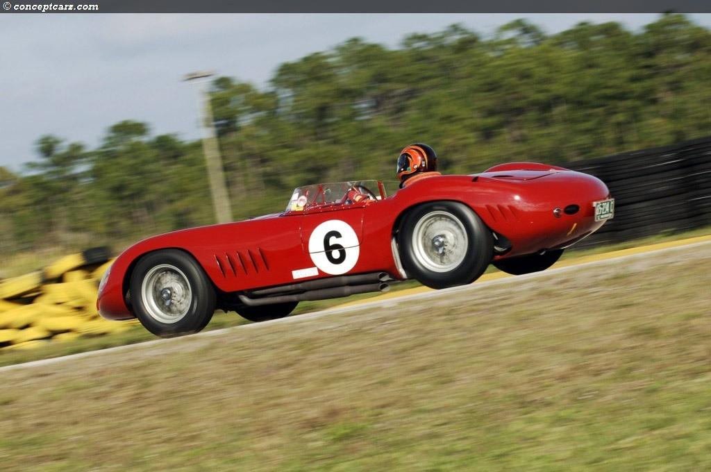 1957 Maserati 300 S Image