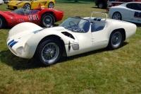 1960 Maserati Tipo 60 Birdcage image.