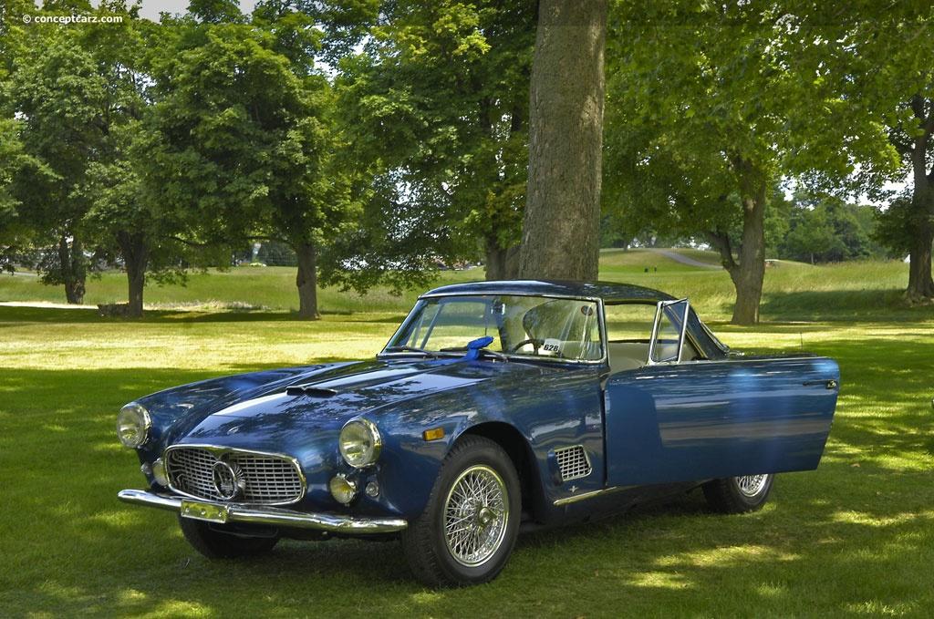 1961 maserati 3500 gt conceptcarzcom