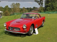 1963 Maserati 3500 GTi image.