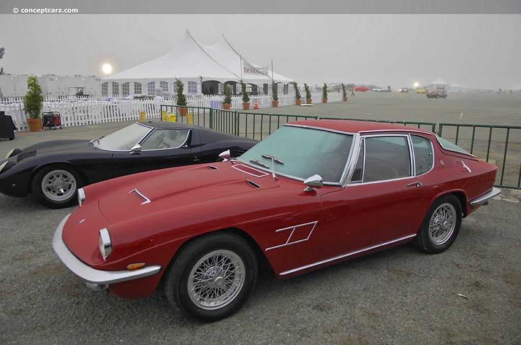 1968 Maserati Mistral Image