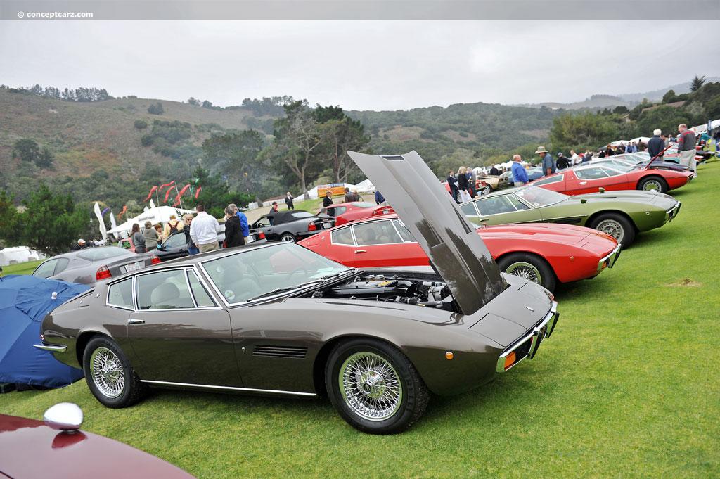 1972 Maserati Ghibli Image