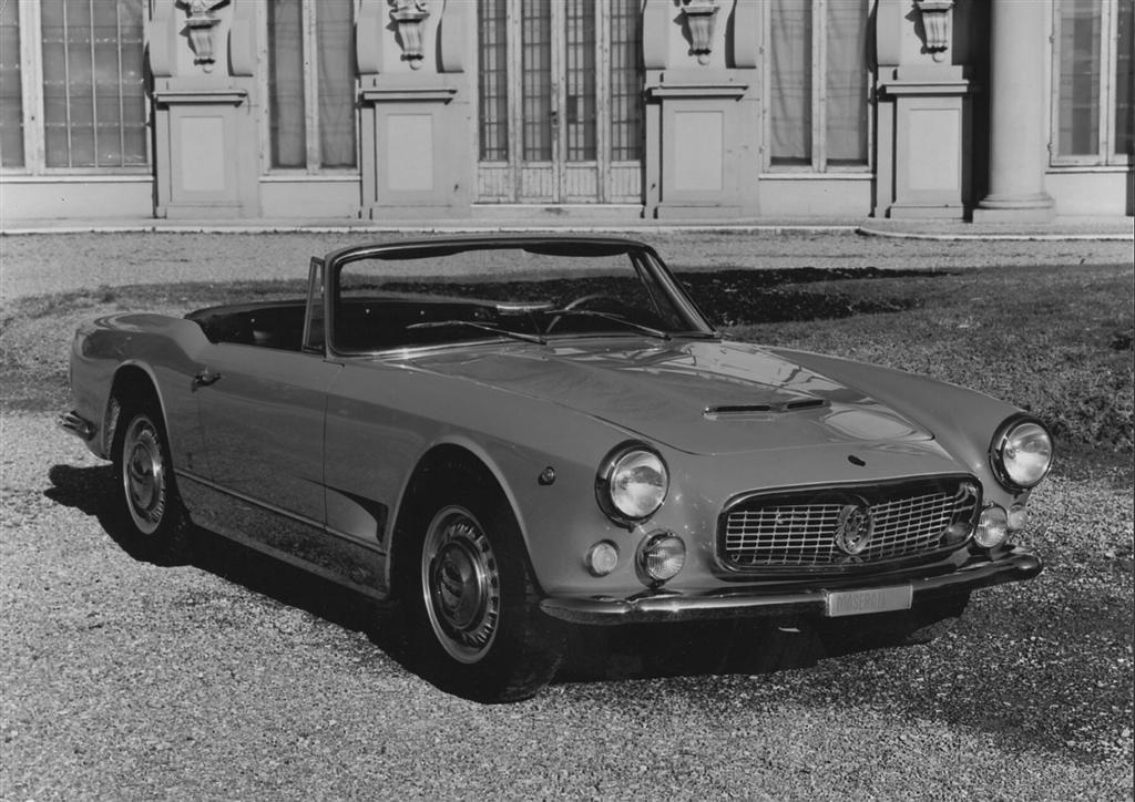 220 Auto Sales >> 1960 Maserati 3500GT Vignale - conceptcarz.com