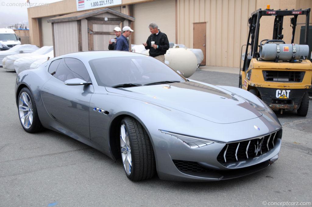 2014 Maserati Alfieri Concept Image