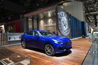 Maserati Levante - Ermenegildo Zegna