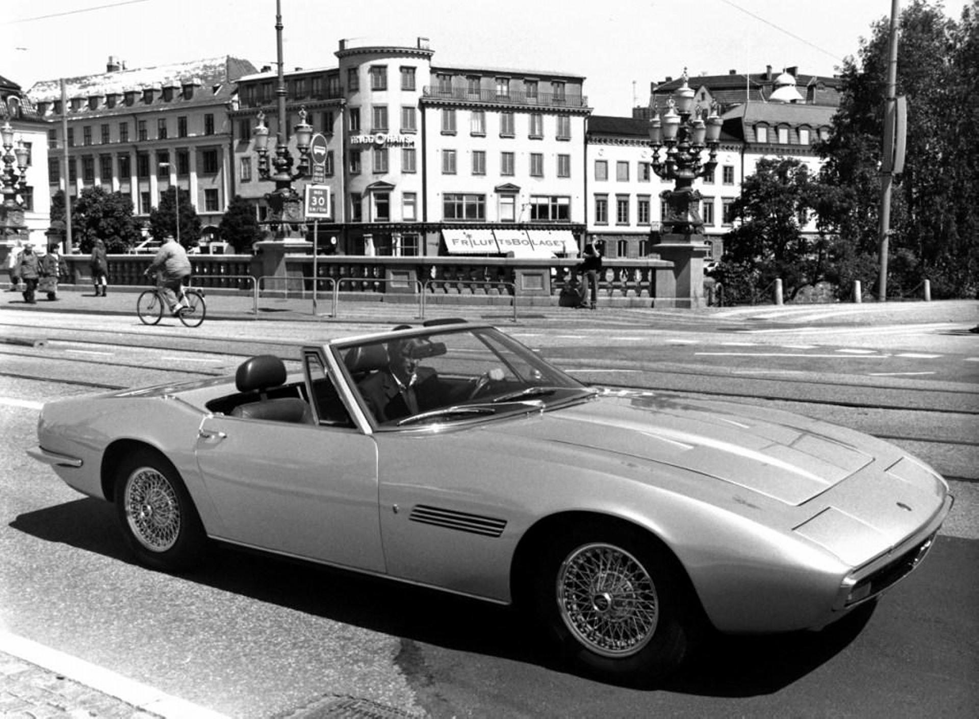 1969 Maserati Ghibli Image