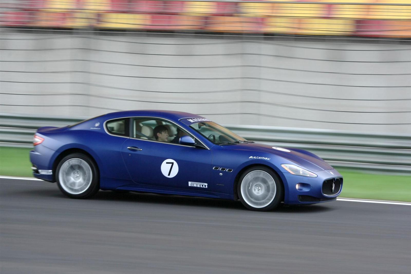 2011 Maserati GranTurismo MC Stradale Image
