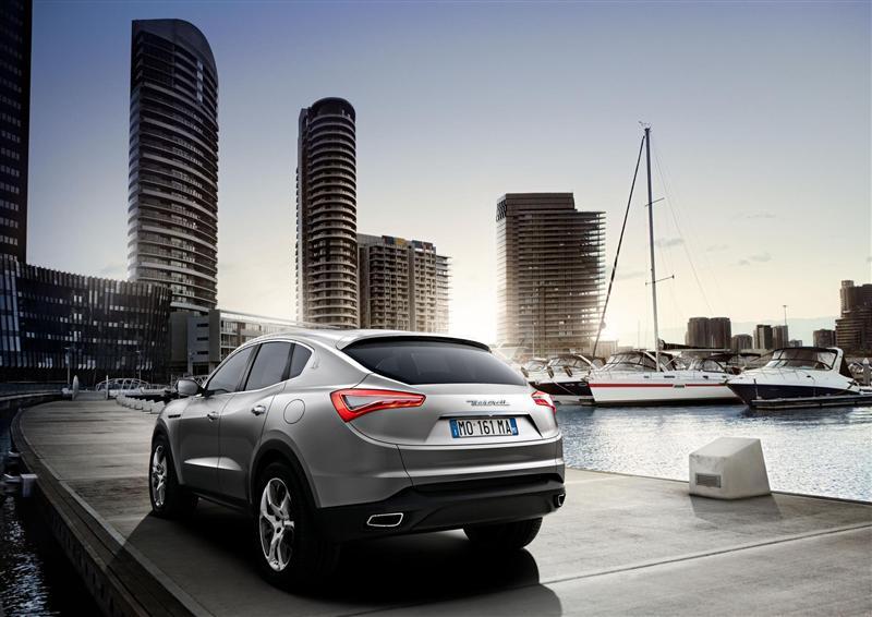 2012 Maserati Kubang Image