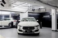 2017 Maserati Levante S pictures and wallpaper