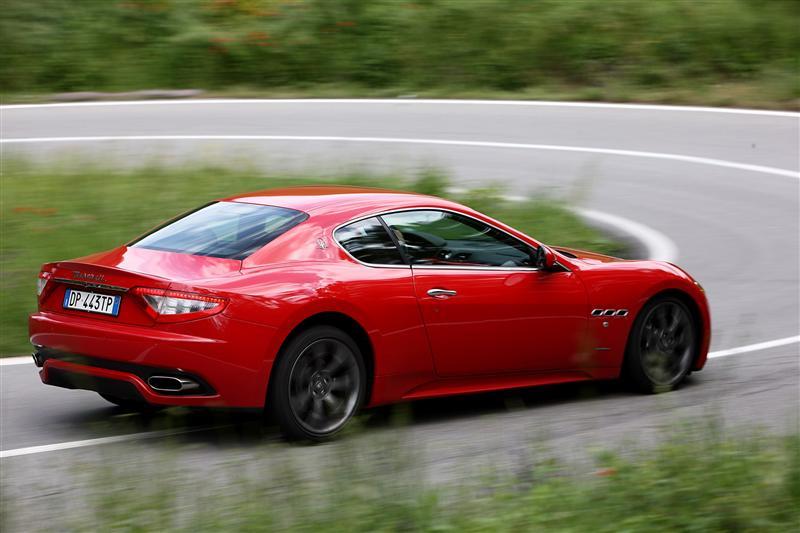 2009 Maserati GranTurismo